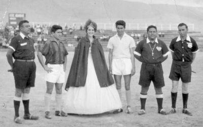 Reina del fútbol tarapaqueño