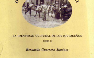 Del Chumbeque a la Zofri. La identidad cultural de los iquiqueños