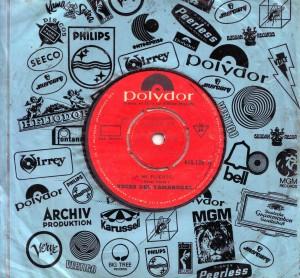 disco y caratula voces del tamarugal