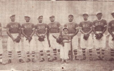 Beisbol: Crisol, equipo 1946