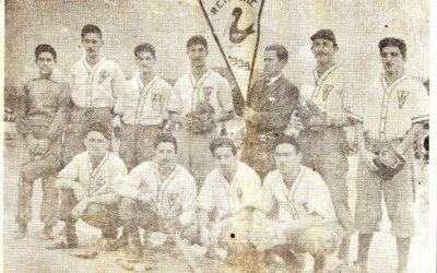 Beisbol: Remache, equipo 1946